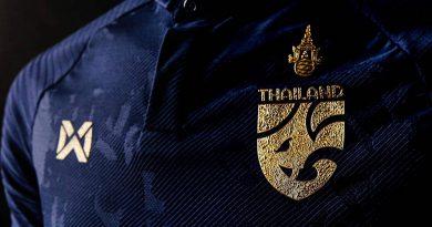 """""""วอริกซ์""""ได้รับเลือกให้เป็นผู้ผลิตชุดแข่ง""""ทีมชาติไทย""""ต่อเนื่องอีก8ปี"""