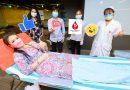 เคทีซีนำทัพพนักงานบริจาคโลหิต ช่วยวิกฤตขาดแคลนเลือดช่วงโควิด-19